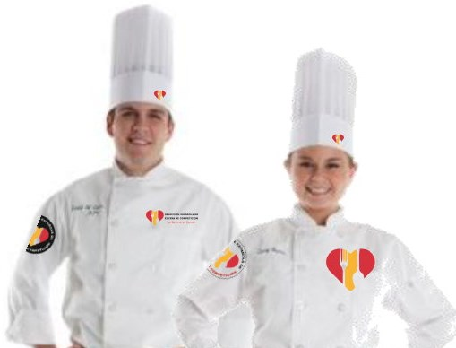 Cocineros de la Selección Española Junior